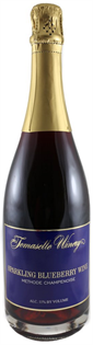 Tomasello Winery Sparkling Blueberry Wine 750ml